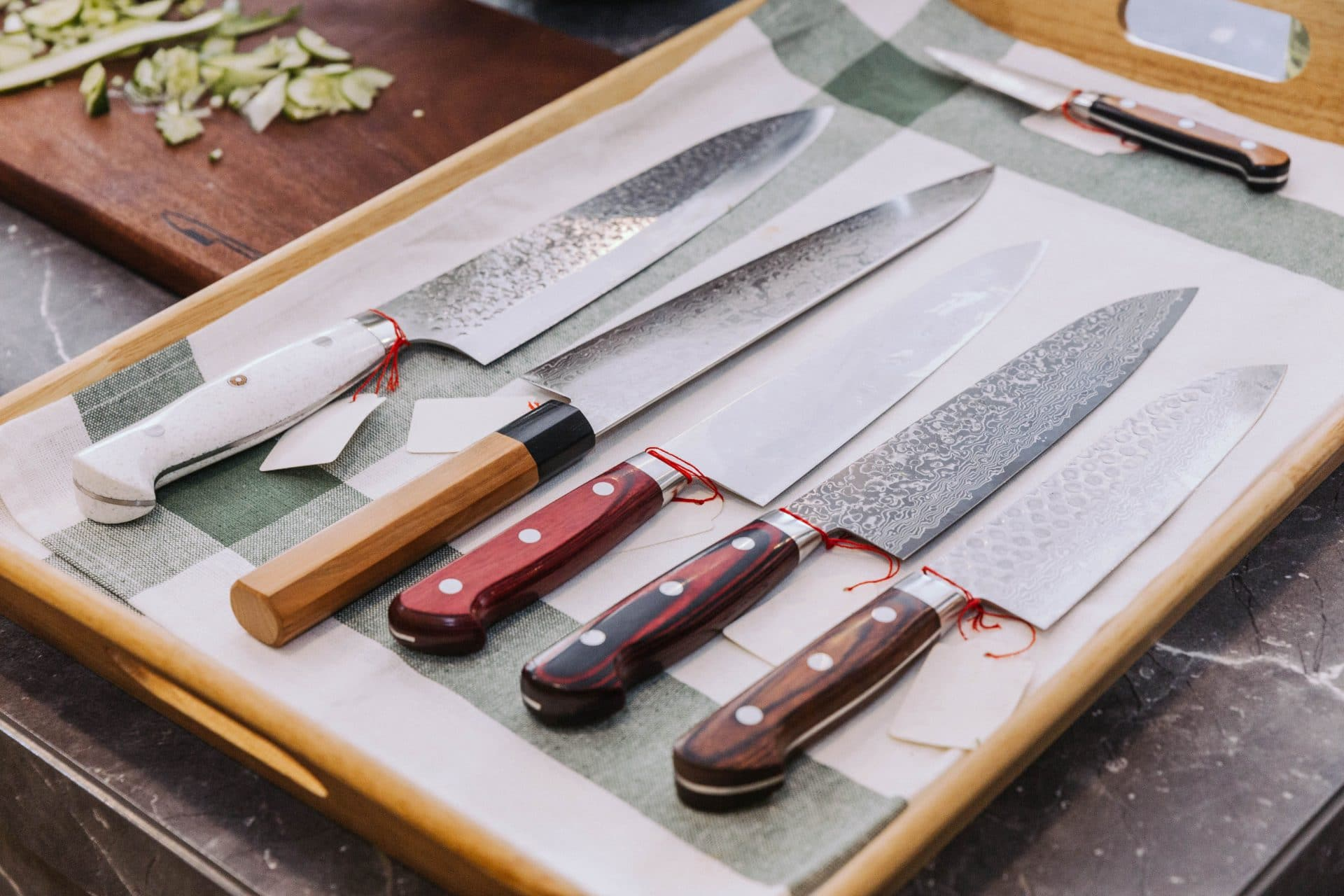 Japanese Fillet Knives
